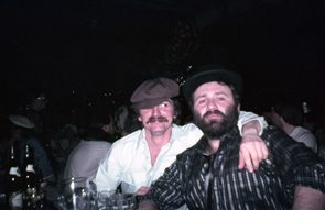 Mníchov 1990 - fašiangy
