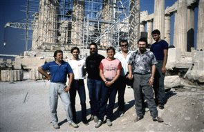 Grécko 1987